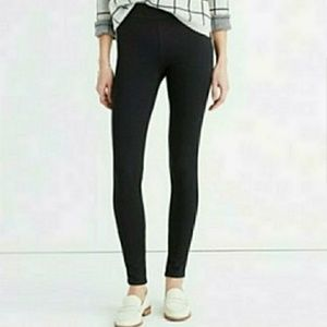 Madewell The Anywhere Jean Pull On Stretch Ankle